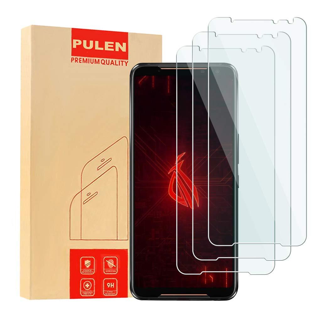Vidrio Templado Para Asus Rog Phone 2 (3 Unidades)