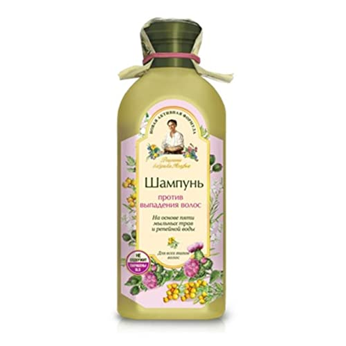 "Shampoo "" Against Hair Loss "" from ""Recipes Grandmother Agafia"" 350ml"