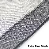 Anvin Mosquito Head Mesh Nets Gnat Face Netting for