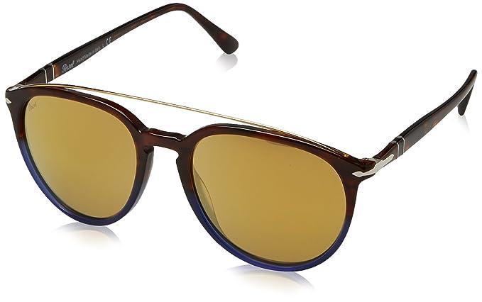 Persol 0Po3159S 9045W4 55, Gafas de Sol Unisex-Adulto, Azul ...