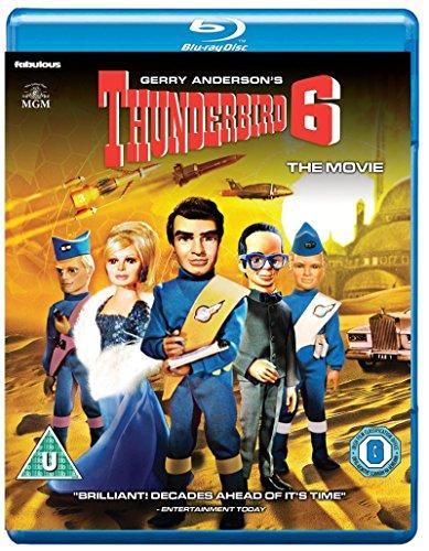 Thunderbirds 6 – The Movie [Blu-ray]