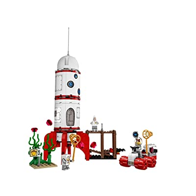 LEGO 3831 Rocket Ride SpongeBob SquarePants: Toys & Games