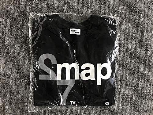 SMAP 27時間 TVノンストップライブ 限定 Tシャツ 黒色 M