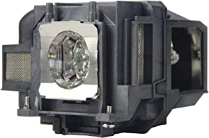 CTBAIER ELP78 for Epson ELPLP78 PowerLite Home Cinema 2000 2030 730HD 725HD 600 VS230 VS330 VS335W EX7230 EX7235 EX5220 EX3220 EX6220 EX7220 EH-490 EB-X18 V13H010L78 Replacement Projector Lamp Bulb