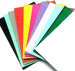 product image for 12-Pack Honeycomb Craft Pads, Assorted Colors (7 X 9.5 Inches) (Mini Quarter Inch Glue Line)