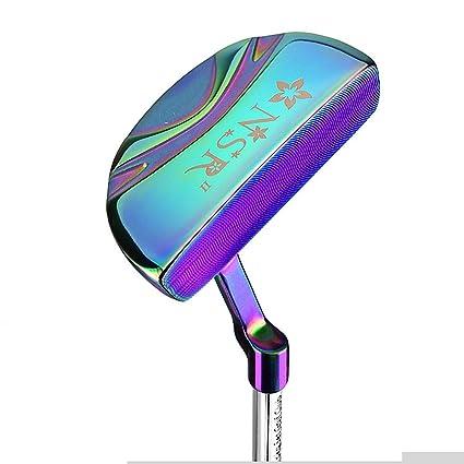 Linqly Señoras Golf Putter, dureza del Eje de Clase R ...