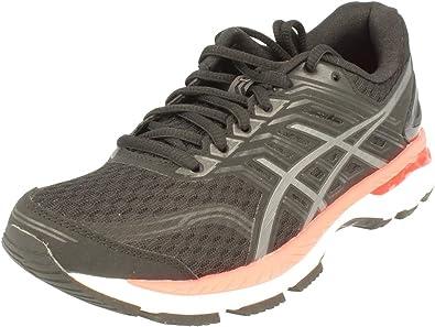 Asics Gt-2000 5 - Zapatillas de running para mujer, color negro, color, talla 38 EU: Amazon.es: Zapatos y complementos