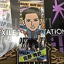 GENERATIONS 佐野玲於 SPEEDSTER LIVE TOURパンフ仕様 千社札ステッカーの商品画像