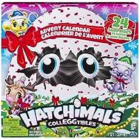 Hatchimals Colleggtibles - Advent Calendar with Exclusive...