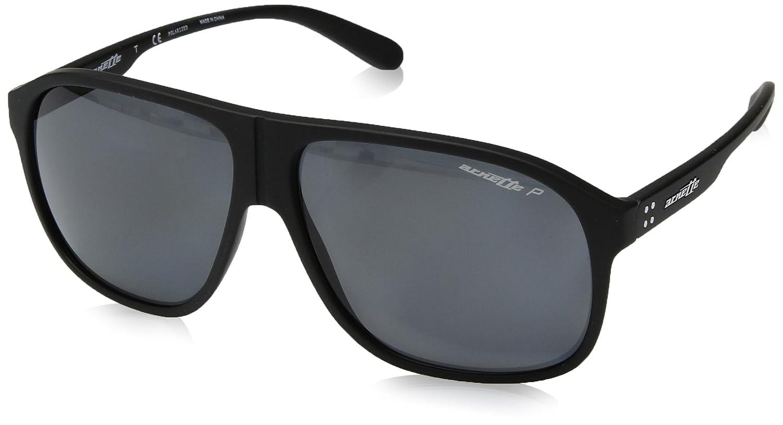 Arnette メンズ 4243 US サイズ: 59 mm カラー: ブラック B079FZ2WGY