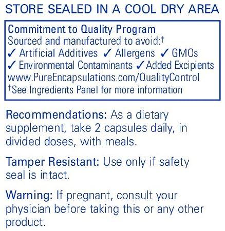 Amazon.com: Pure Encapsulations - EPA/DHA Essentials - Ultra-Pure ...