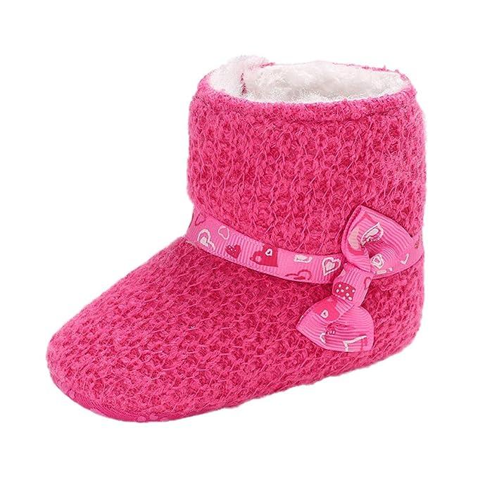 Zapatos Newborn Bebé Primeros Pasos, ❤ Zolimx Zapatos Bebe Niña ...