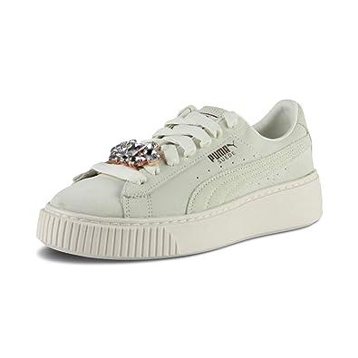 7kmh Platform Aufkleber Sportschuhe Mit Damen Low Puma Top Sneaker OiPkZXuT