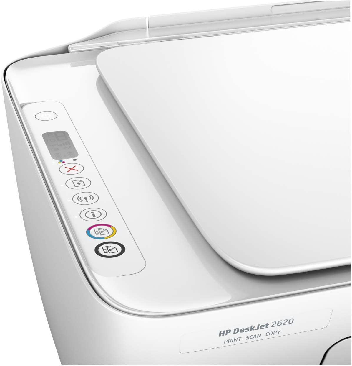 HP DeskJet 2620 AiO 4800 x 1200DPI Inyección de Tinta térmica A4 ...