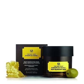 The Body Shop Ethiopian Honey Deep Nourishing Face Mask, 2 9 Oz