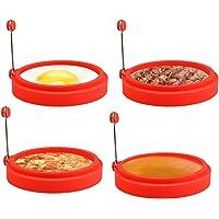 Anillos de huevo para freír, Welltop, paquete