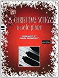 Top 25 Christmas Songs for Solo Piano (Songbook)