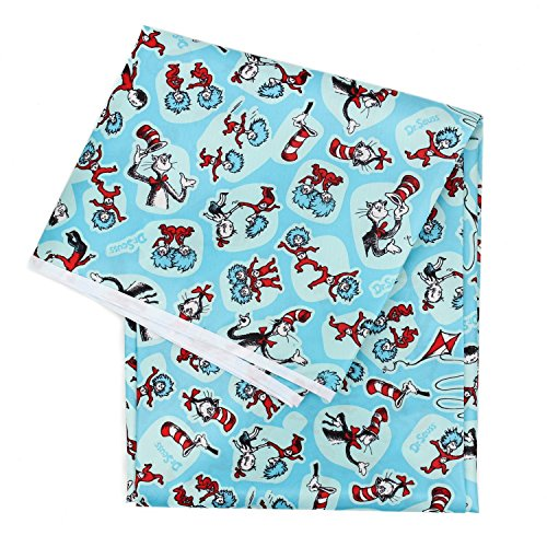 Bumkins Waterproof Splat Mat, Seuss Cat in the Hat