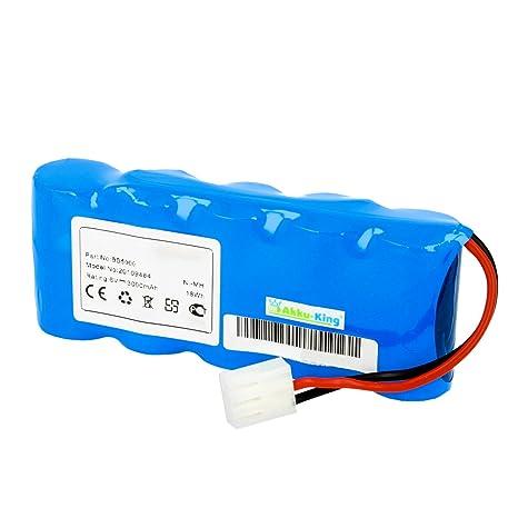 K10K12rolll de Lift Easy de Lift Accesorios de herramientas inalámbricas 6V NiMH Baterías para Bosch Somfy K8