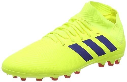 Adidas Unisex Kids Nemeziz 18 3 Ag J Football Boots Amazon
