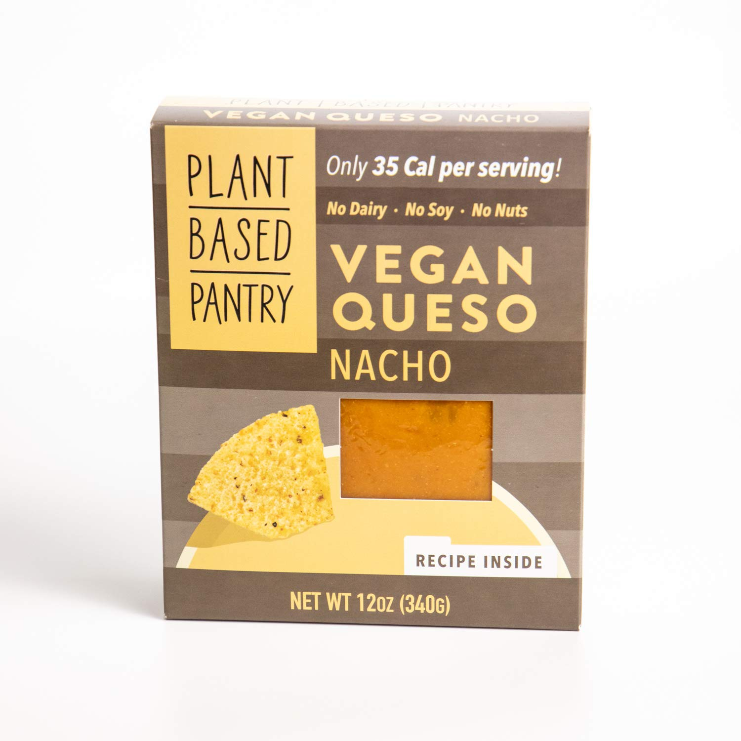 Vegan Nacho Queso by Plant Based Pantry