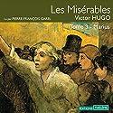 Les Misérables : Marius (Les Misérables 3) Hörbuch von Victor Hugo Gesprochen von: Pierre-François Garel