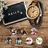 Engraved Wooden Watches, Personalized Engraved Wood