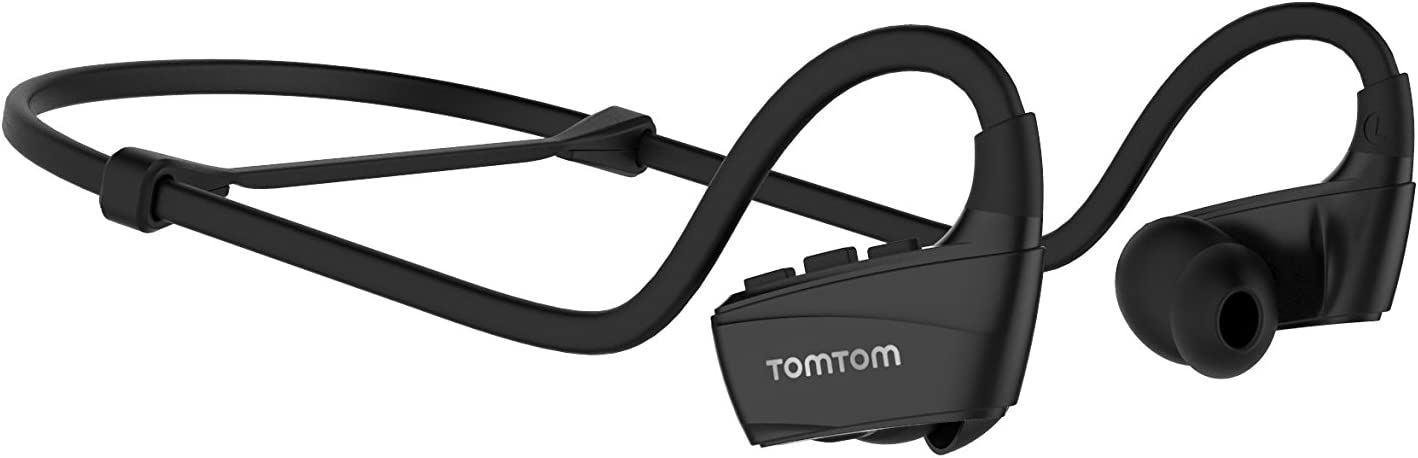 TomTom 9R0M.000.03 - Auriculares Bluetooth, Accesorio de SmartWatch, negro