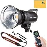 Godox SL-60W 60ws Bowens LED ビデオライト ワイヤレスリモコン LED連続ビデオライト カメラ&ビデオカメラ用