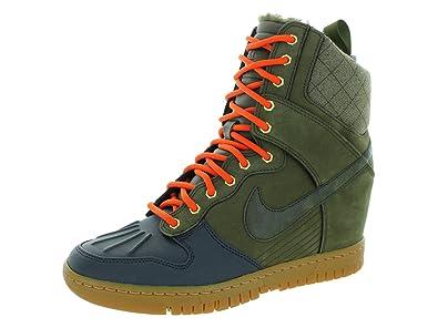 Nike Dunk Sky Hi Baskets Bateau Grande 684954  Une Femme Grande Bateau Chaussuress 557f98