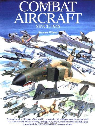Combat Aircraft Since 1945 PDF
