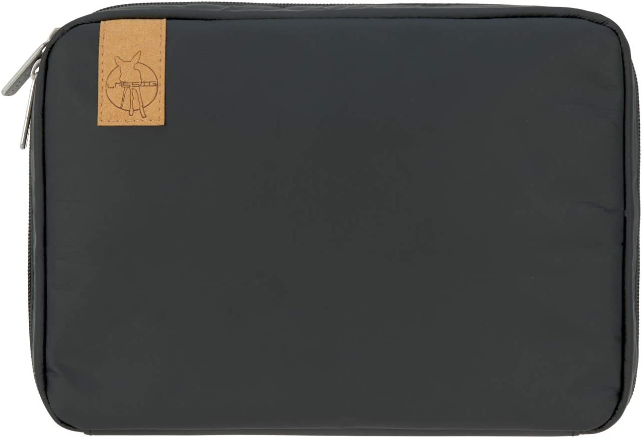 L/ässig LSSB5 Tyve Diaper Clutch Black