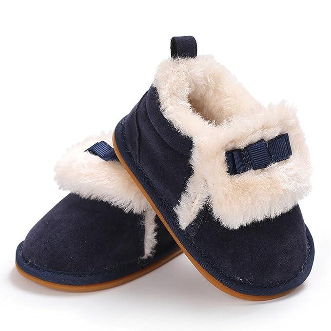 Trisee Zapatos deportivos para bebés recién nacidos Zapatillas de ...