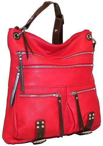 Amazon com: Punto Uno by Nino Bossi Handbags Large Top