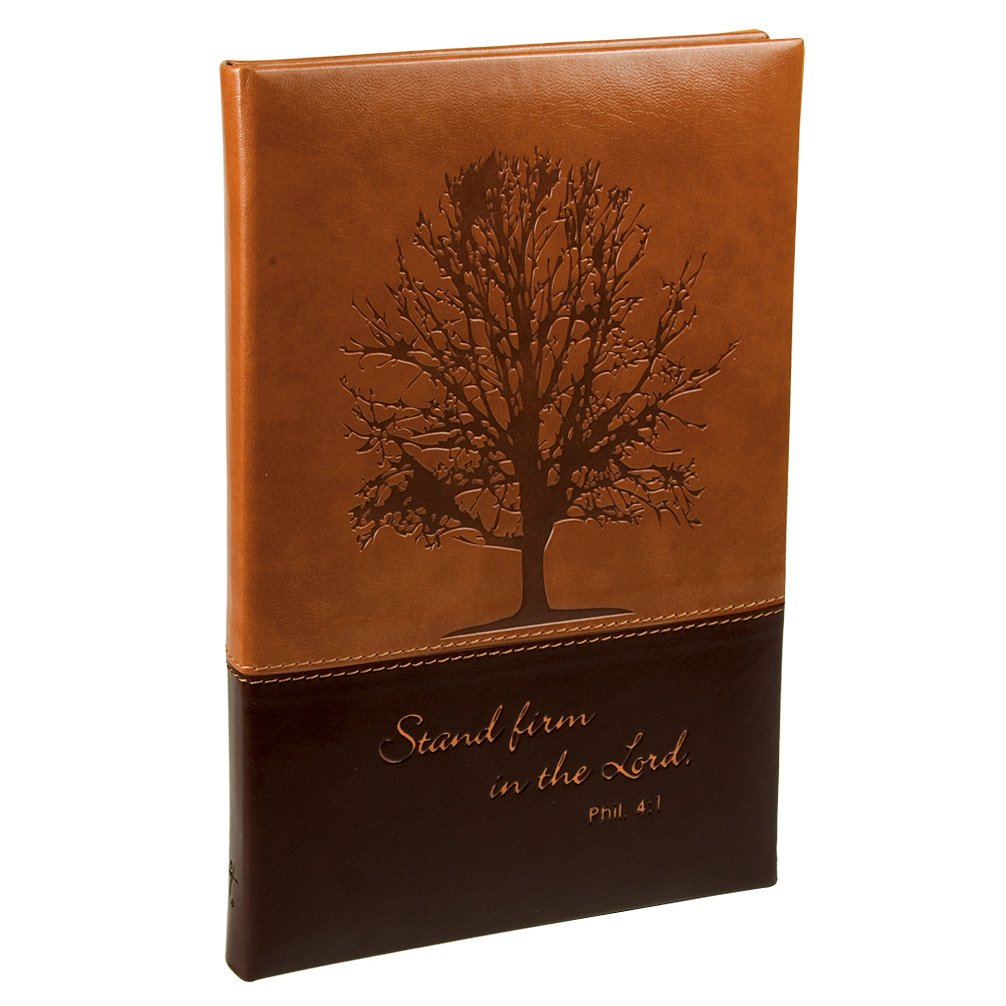 Download Philippians 4:1 Two-tone Padded Hardcover Journal pdf epub