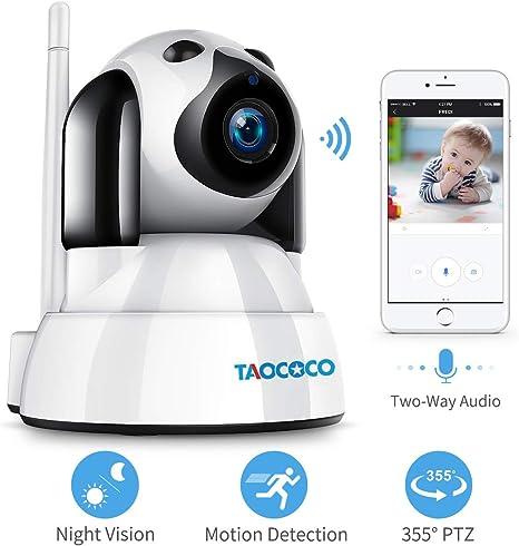 Amazon.com: TAOCOCO Cámara para perro: FHD Cámara para ...
