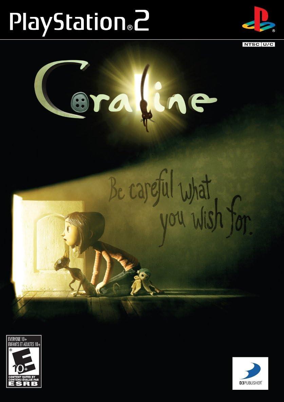 Amazon.com: Coraline - PlayStation 2: Video Games