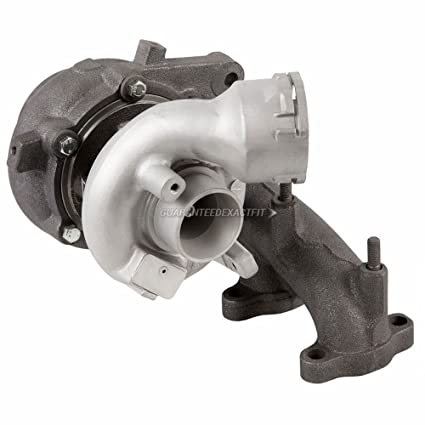 Remanufactured Turbo Turbocharger For VW Jetta TDI BRM 2005 2006 - BuyAutoParts 40-30118R Remanufactured