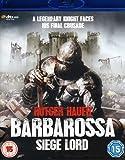 Barbarossa Seige Lord [Blu-ray] [Import]
