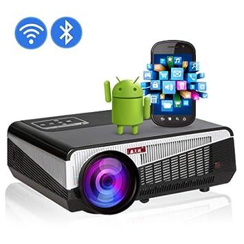XH Proyector HD 1080P Cine en Casa Entretenimiento Comercial ...
