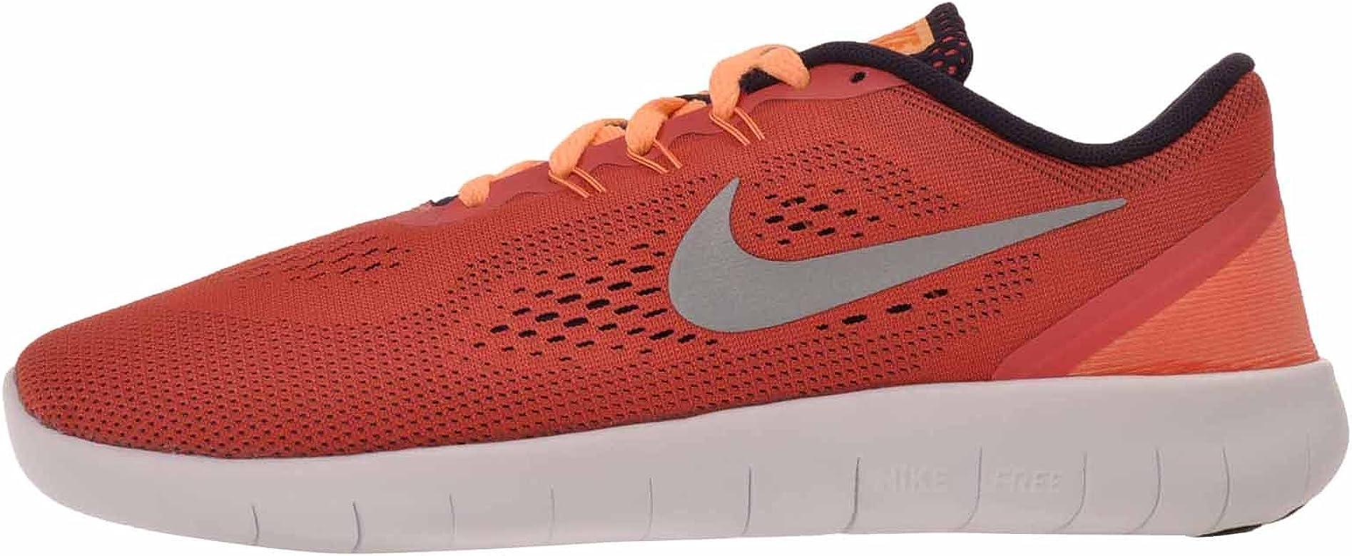 Nike 833993-801, Zapatillas de Trail Running para Niñas, Naranja (Ember Glow/Metallic Silver), 36 EU: Amazon.es: Zapatos y complementos