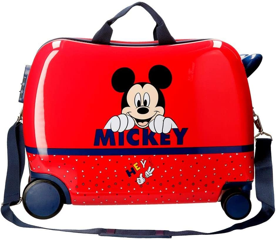 Valise trolley cabine Happy Mickey