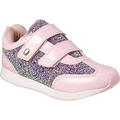 084913f2dd Tênis Infantil Walk Glitter  Amazon.com.br  Amazon Moda