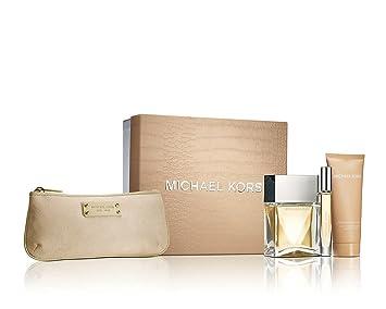 Amazon.com : Michael Kors 3.4 oz / 100 ml edp Spray Gift Set ...