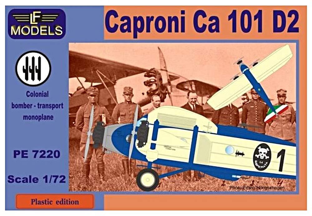 LFモデル 1/72 イタリア空軍 カプロ二 Ca.101 D2 プラモデル LFMP7220 B07MQKJJM7