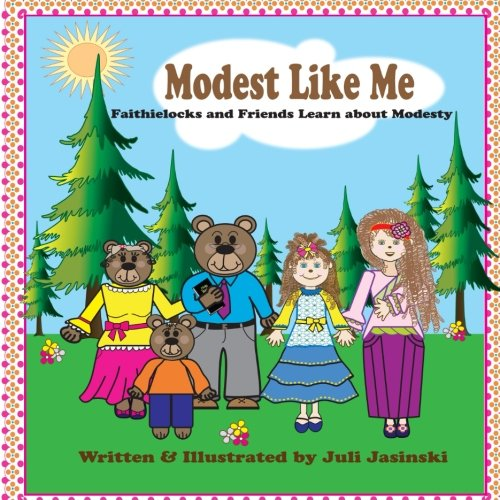 Modest Like Me: FaithieLocks and Friends Learn about Modesty