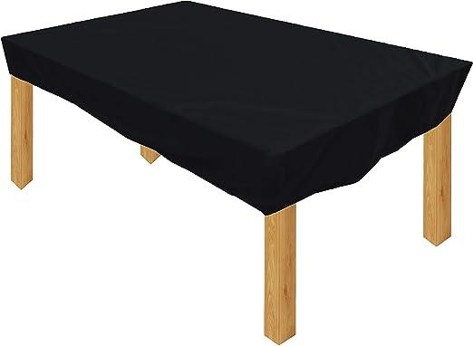 KaufPirat Premium Funda para Muebles de Jardín 135x115x15 cm ...