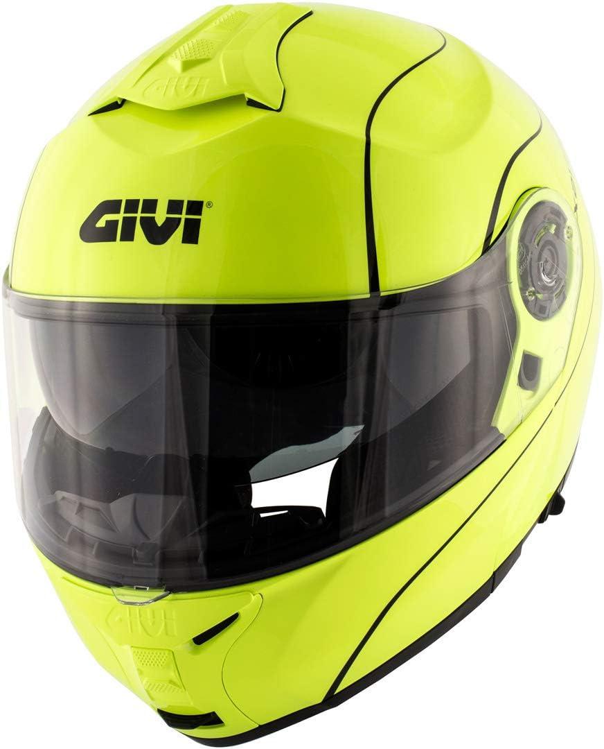 Casco modular GIVI alta visibilidad