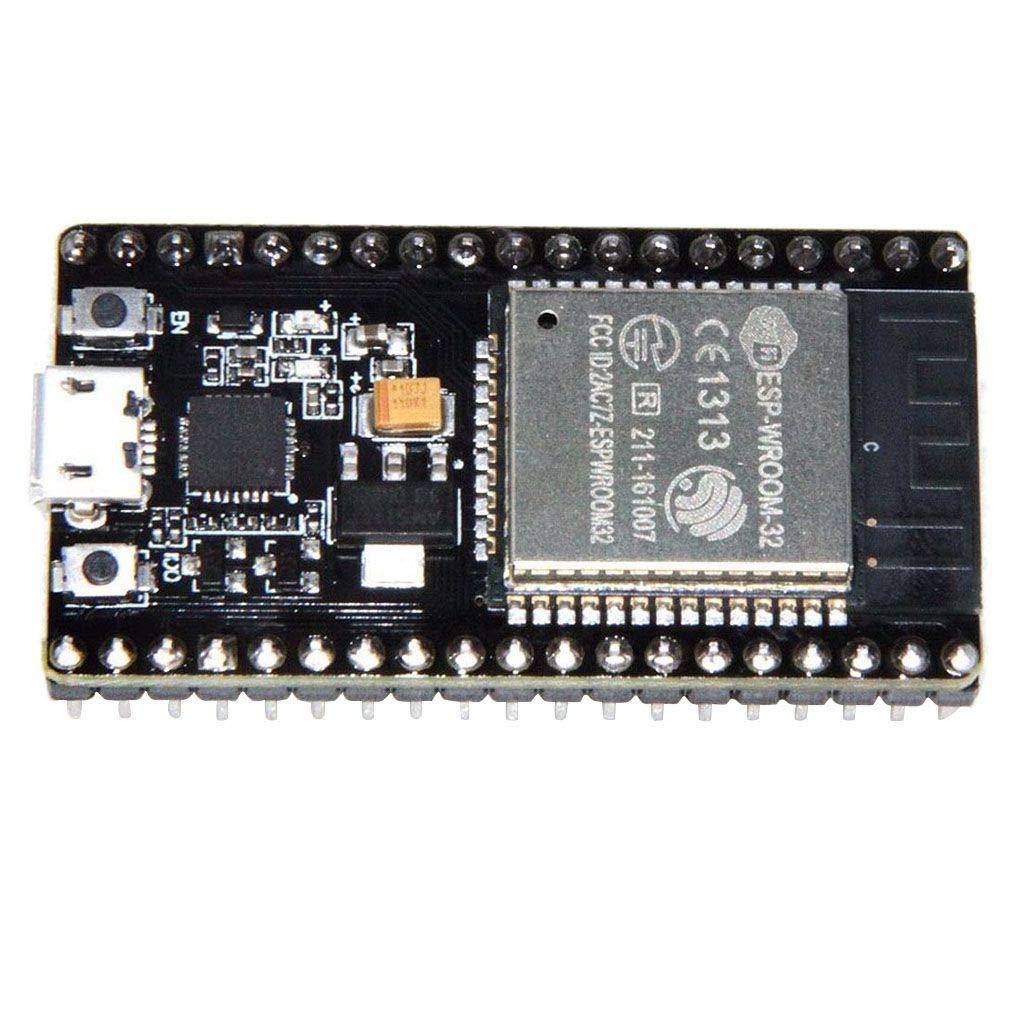 heacker ESP-Wroom-32 ESP32 ESP-32S Development Board 2,4 GHz Dual-Mode WiFi Bluetooth Dual-Cores Prozessor