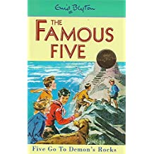 Five Go to Demon's Rocks (Famous Five Centenary Editions)